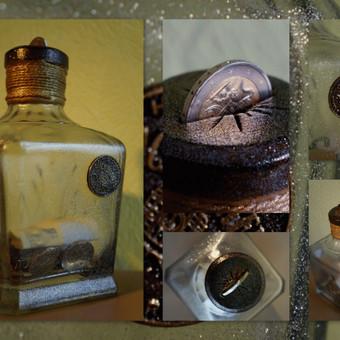 Taupyklė pagaminta iš butelio