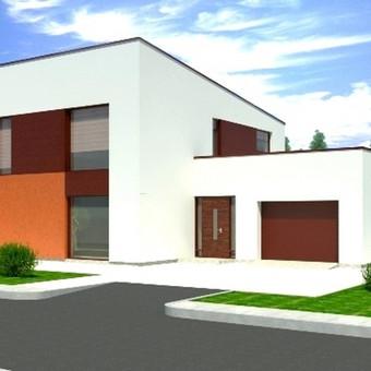 Architektas, projektavimas / Dalius Paliukaitis / Darbų pavyzdys ID 71229