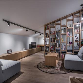 Gyvenamojo namo Raseiniuose interjero rekonstrukcija