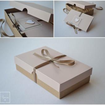 Atvirukas dėžutėje. Dydis 100 x 170