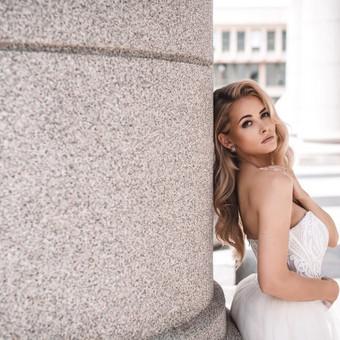 Vestuvinių ir proginių suknelių siuvimas ir taisymas / Larisa Bernotienė / Darbų pavyzdys ID 496293