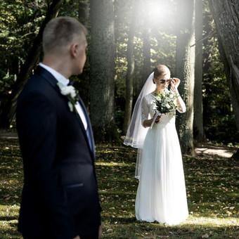 Vestuvių fotografavimas visoje Lietuvoje / riphotography / Darbų pavyzdys ID 496573