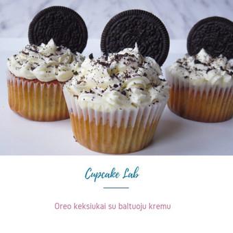 Cupcake Lab - laimės keksiukai / Eglė Jankauskaitė / Darbų pavyzdys ID 499251