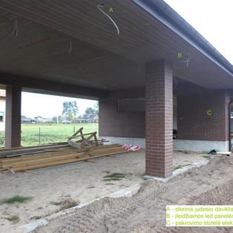 Elektros instal. darbai ir projektavimas / Tomas Kalinauskas / Darbų pavyzdys ID 499409