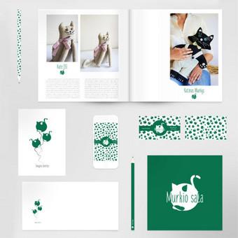 Grafikos dizaineris / Kornelija Jociūtė / Darbų pavyzdys ID 500113