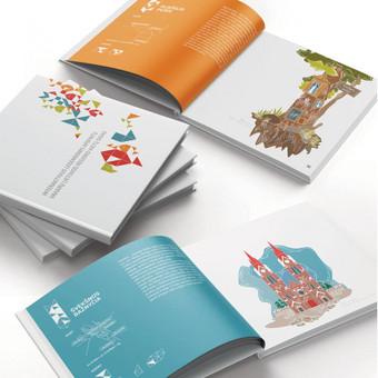 Grafikos dizaineris / Kornelija Jociūtė / Darbų pavyzdys ID 500119