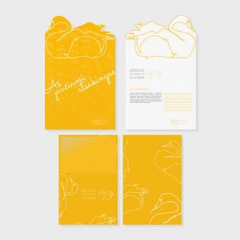 Grafikos dizaineris / Kornelija Jociūtė / Darbų pavyzdys ID 500185