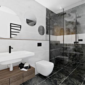 Udizainas - interjero dizainas / Ugnė Majauskaitė / Darbų pavyzdys ID 501961