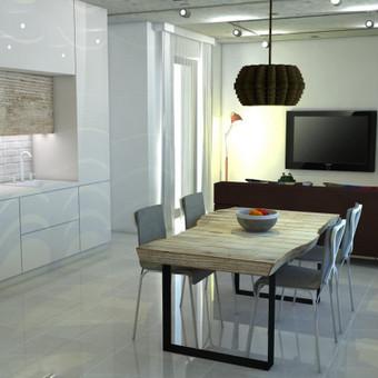 Interjero dizaineris / Vaiva Kerienė / Darbų pavyzdys ID 502109