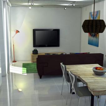 Interjero dizaineris / Vaiva Kerienė / Darbų pavyzdys ID 502115