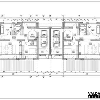 Atestuotas Architektas Vilniuje/Kaune-Gyvenamų n. projektai / Valdas Barvainis / Darbų pavyzdys ID 502737