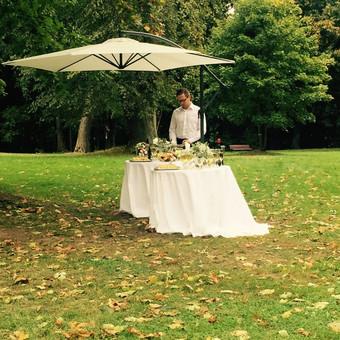Šampano staliukas po ceremonijos / Eglė Ivanskaja / Darbų pavyzdys ID 503013