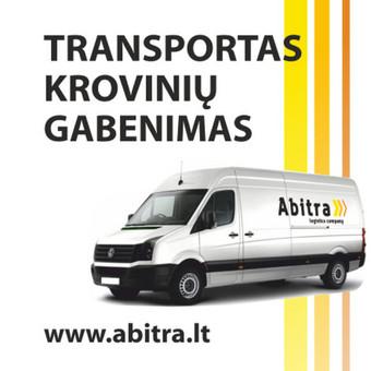 """Krovinių gabenimas perkraustymas Vilniuje, visoje Lietuvoje / UAB""""Abitra"""" / Darbų pavyzdys ID 503761"""