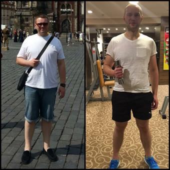 Asmeninis treneris / Paulius Dragunas / Darbų pavyzdys ID 503999