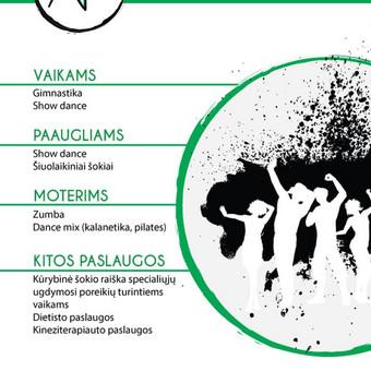 Logotipai, vizitinės, skrajutės / Aistė Čirvinskienė / Darbų pavyzdys ID 504457