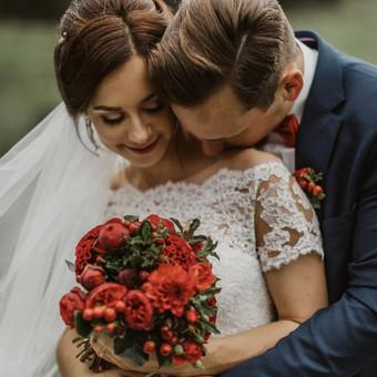 Vestuvių fotografija | / Dovilė Bajoriūnienė / Darbų pavyzdys ID 504511