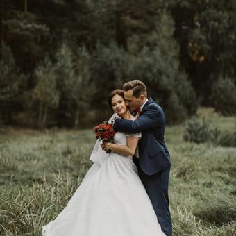 Vestuvių fotografija | / Dovilė Bajoriūnienė / Darbų pavyzdys ID 504513