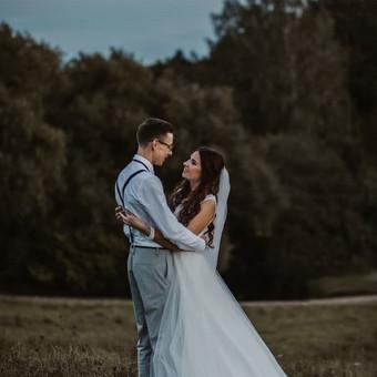 Vestuvių fotografija | / Dovilė Bajoriūnienė / Darbų pavyzdys ID 504531
