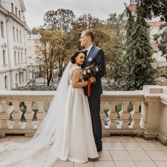 Vestuvių fotografija | / Dovilė Bajoriūnienė / Darbų pavyzdys ID 504535