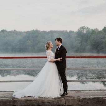 Vestuvių fotografija | / Dovilė Bajoriūnienė / Darbų pavyzdys ID 504547