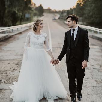 Vestuvių fotografija | / Dovilė Bajoriūnienė / Darbų pavyzdys ID 504549