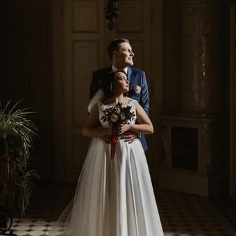Vestuvių fotografija | / Dovilė Bajoriūnienė / Darbų pavyzdys ID 504567