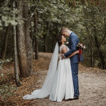 Vestuvių fotografija | / Dovilė Bajoriūnienė / Darbų pavyzdys ID 504573