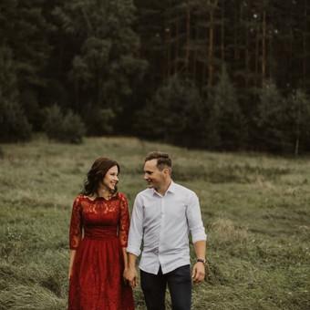Vestuvių fotografija | / Dovilė Bajoriūnienė / Darbų pavyzdys ID 504575