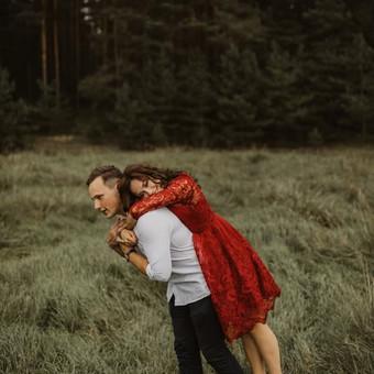 Vestuvių fotografija | / Dovilė Bajoriūnienė / Darbų pavyzdys ID 504589