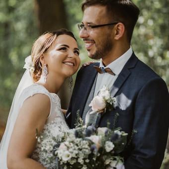 Vestuvių fotografija | / Dovilė Bajoriūnienė / Darbų pavyzdys ID 504593