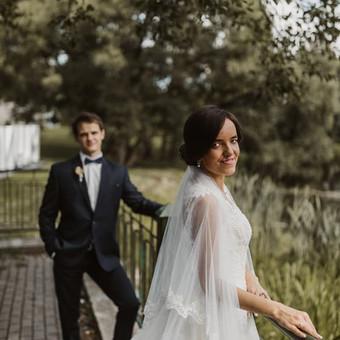 Vestuvių fotografija | / Dovilė Bajoriūnienė / Darbų pavyzdys ID 504595