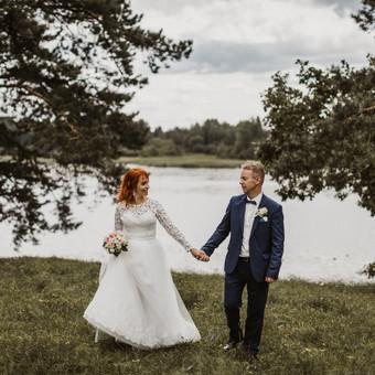 Vestuvių fotografija | / Dovilė Bajoriūnienė / Darbų pavyzdys ID 504619