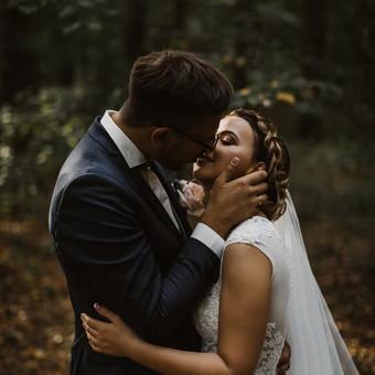 Vestuvių fotografija | / Dovilė Bajoriūnienė / Darbų pavyzdys ID 504661