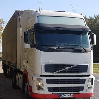 Kroviniu pervezimas /gabenimas Panevezys / Egidijus / Darbų pavyzdys ID 504787