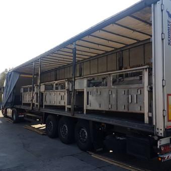 Kroviniu pervezimas /gabenimas Panevezys / Egidijus / Darbų pavyzdys ID 504791