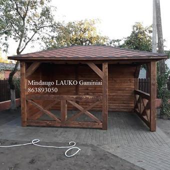 Mindaugo LAUKO Gaminiai / Mindaugas Norkaitis / Darbų pavyzdys ID 505211
