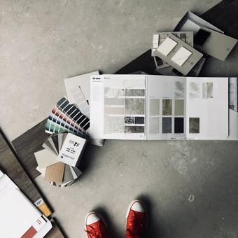 Udizainas - interjero dizainas / Ugnė Majauskaitė / Darbų pavyzdys ID 505215