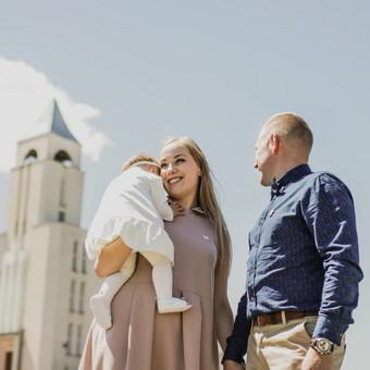 Vestuvių|krikštynų|asmeninė|poros|šeimos fotosesija / Dovilė Balčiūnaitė / Darbų pavyzdys ID 505853
