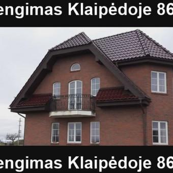 Stogų dengimas, stogdengys Erikas / Erikas / Darbų pavyzdys ID 507015