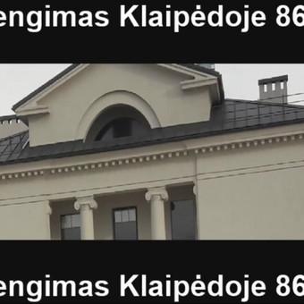 Stogų dengimas, stogdengys Erikas / Erikas / Darbų pavyzdys ID 507037