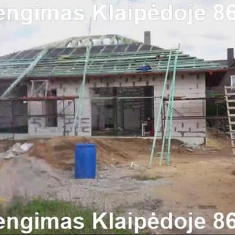 Stogų dengimas, stogdengys Erikas / Erikas / Darbų pavyzdys ID 507049