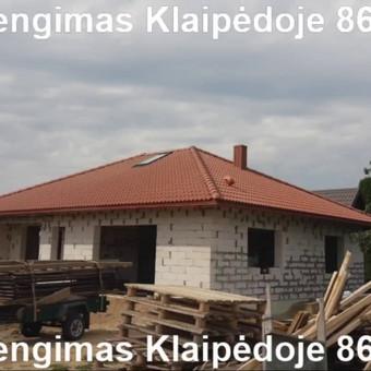 Stogų dengimas, stogdengys Erikas / Erikas / Darbų pavyzdys ID 507129