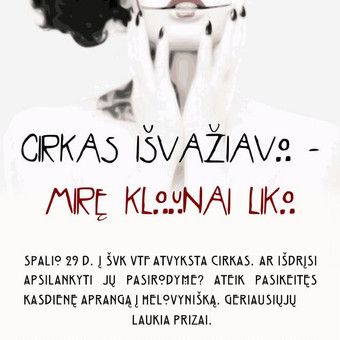 Grafikos dizainerė / Miglė Mataitytė / Darbų pavyzdys ID 507463