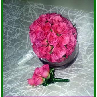 Floristas, gėlių salonas / Olga / Darbų pavyzdys ID 72830