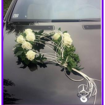Floristas, gėlių salonas / Olga / Darbų pavyzdys ID 72836