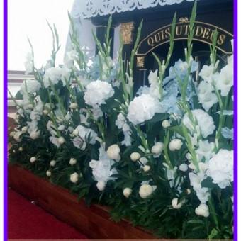Floristas, gėlių salonas / Olga / Darbų pavyzdys ID 72840