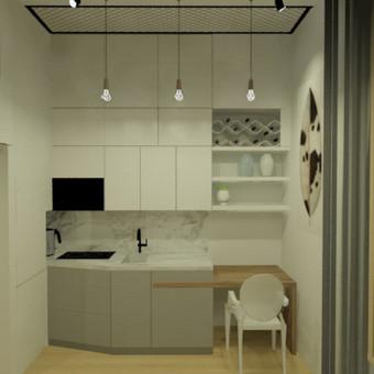 Interjero dizaineris / Amrita Studio / Darbų pavyzdys ID 509641