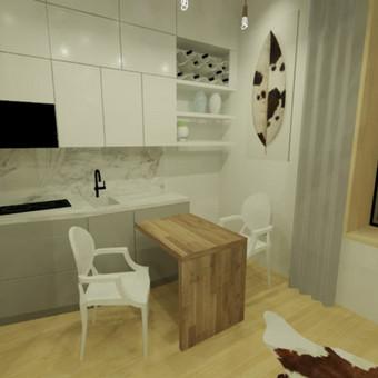Interjero dizaineris / Amrita Studio / Darbų pavyzdys ID 509643
