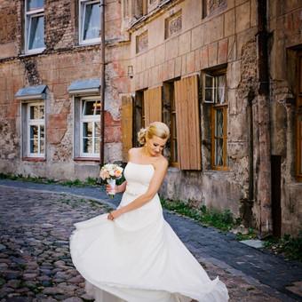 Vestuvinių ir proginių suknelių siuvimas Vilniuje / Oksana Dorofejeva / Darbų pavyzdys ID 72975