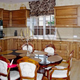 Medinių baldų gamyba / Andrej Šugalski / Darbų pavyzdys ID 510683